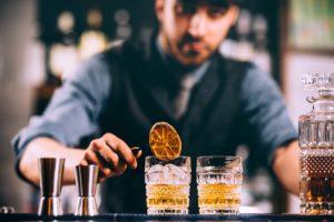 cocktail tour bartender