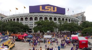 Baton Rouge LSU Tiger Stadium